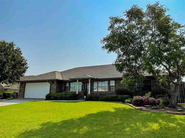 2307 NW Crosby Park Blvd, Lawton, OK 73505 (MLS #158952) :: Pam & Barry's Team - RE/MAX Professionals