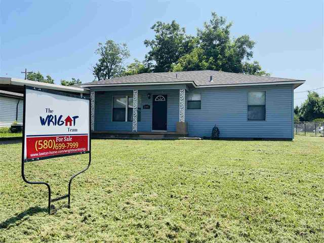 2101 NW 19th St, Lawton, OK 73507 (MLS #158958) :: Pam & Barry's Team - RE/MAX Professionals