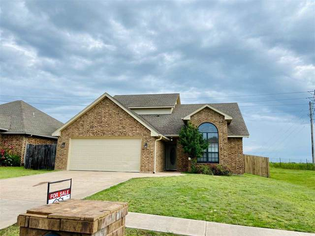 5409 NW King Richard Ave, Lawton, OK 73505 (MLS #158966) :: Pam & Barry's Team - RE/MAX Professionals
