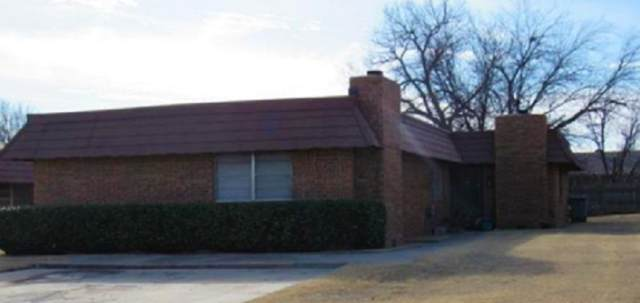 6601/6605/6607 NW Denver Ave, Lawton, OK 73505 (MLS #159005) :: Pam & Barry's Team - RE/MAX Professionals