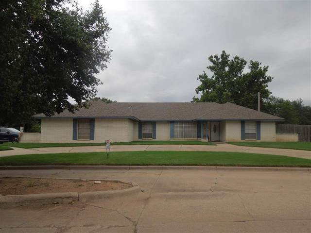 21 NW 58th St, Lawton, OK 73505 (MLS #159040) :: Pam & Barry's Team - RE/MAX Professionals