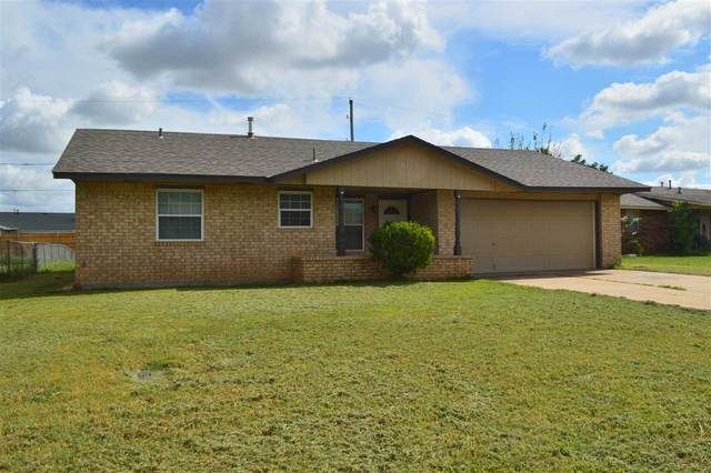 4603 SE Kincaid Ave, Lawton, OK 73501 (MLS #159176) :: Pam & Barry's Team - RE/MAX Professionals