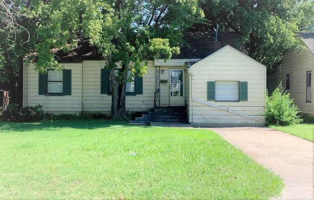 1922 NW Oak Ave, Lawton, OK 73507 (MLS #159242) :: Pam & Barry's Team - RE/MAX Professionals