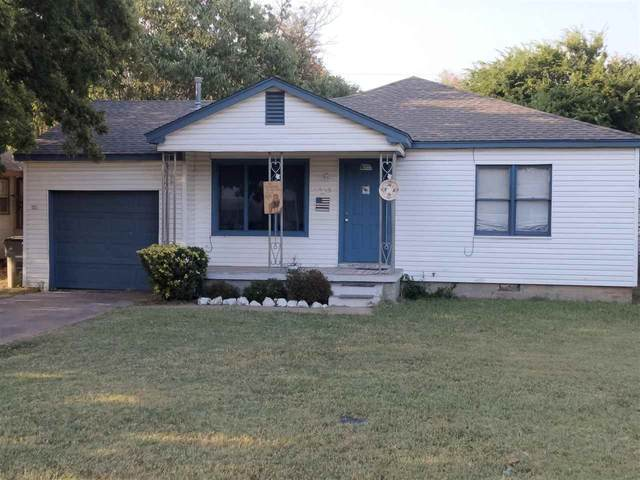 1803 NW Irwin Ave, Lawton, OK 73507 (MLS #159284) :: Pam & Barry's Team - RE/MAX Professionals