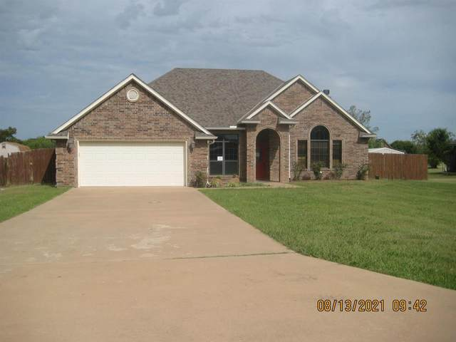 124 NW Valleybrook Dr, Lawton, OK 73505 (MLS #159293) :: Pam & Barry's Team - RE/MAX Professionals