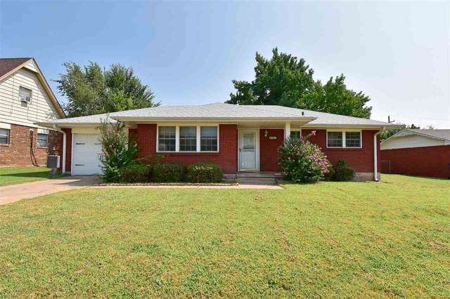 4712 SE Avalon Ave, Lawton, OK 73501 (MLS #159320) :: Pam & Barry's Team - RE/MAX Professionals
