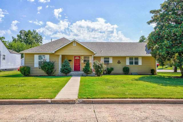 1154 NW Oak Ave, Lawton, OK 73507 (MLS #159341) :: Pam & Barry's Team - RE/MAX Professionals