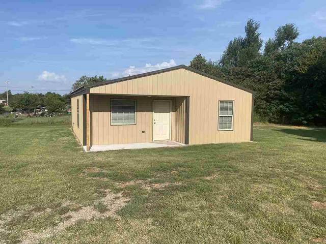 207 S A Ave, Sterling, OK 73567 (MLS #159351) :: Pam & Barry's Team - RE/MAX Professionals