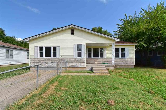 1411 NW Williams Ave, Lawton, OK 73507 (MLS #159376) :: Pam & Barry's Team - RE/MAX Professionals