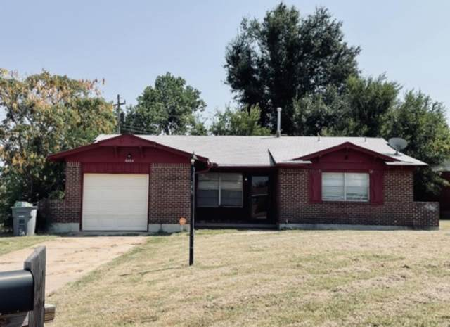 4404 NW Floyd Ave, Lawton, OK 73505 (MLS #159379) :: Pam & Barry's Team - RE/MAX Professionals