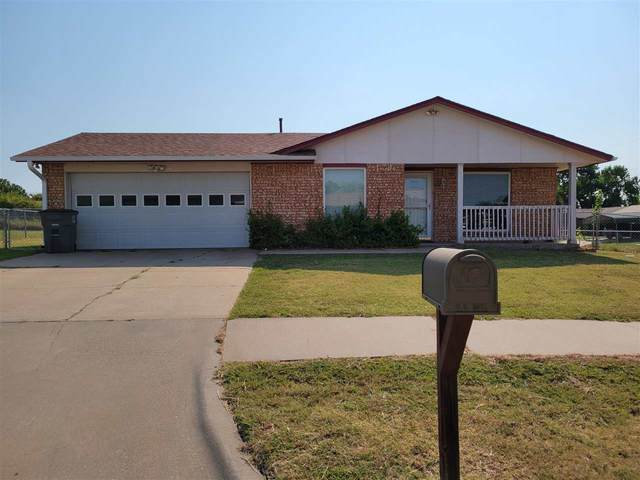 338 SW 72nd St, Lawton, OK 73505 (MLS #159407) :: Pam & Barry's Team - RE/MAX Professionals