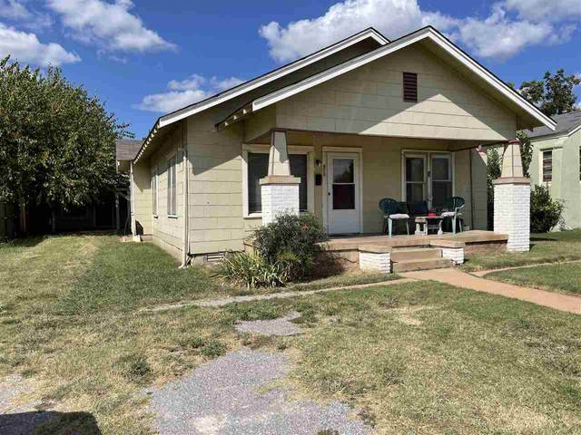 905 NW Columbia Ave, Lawton, OK 73507 (MLS #159473) :: Pam & Barry's Team - RE/MAX Professionals