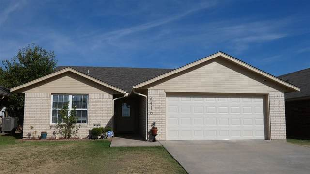 2416 SW 44th St, Lawton, OK 73505 (MLS #159488) :: Pam & Barry's Team - RE/MAX Professionals