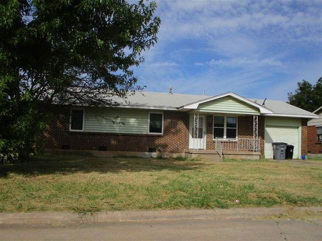 2312 NW 46th St, Lawton, OK 73505 (MLS #159500) :: Pam & Barry's Team - RE/MAX Professionals