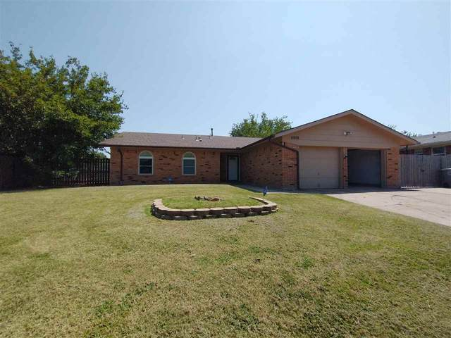 6908 SW Beta Ave, Lawton, OK 73505 (MLS #159507) :: Pam & Barry's Team - RE/MAX Professionals