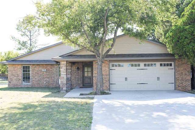 231 Curts Dr, Lawton, OK 73507 (MLS #159512) :: Pam & Barry's Team - RE/MAX Professionals