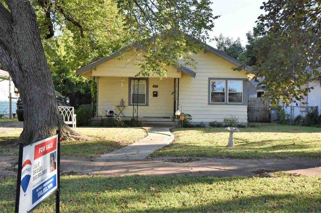 808 NW Columbia Ave, Lawton, OK 73507 (MLS #159583) :: Pam & Barry's Team - RE/MAX Professionals