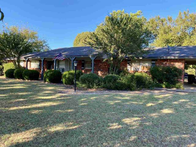 301 E 5th, Hastings, OK 73548 (MLS #159653) :: Pam & Barry's Team - RE/MAX Professionals