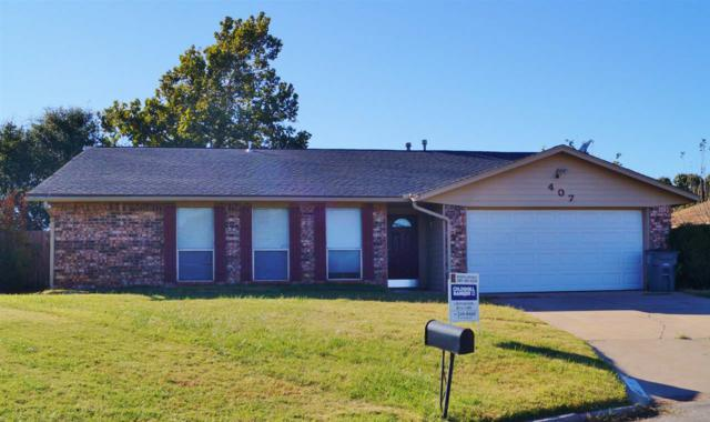 407 SW 78th St, Lawton, OK 73505 (MLS #148499) :: Pam & Barry's Team - RE/MAX Professionals