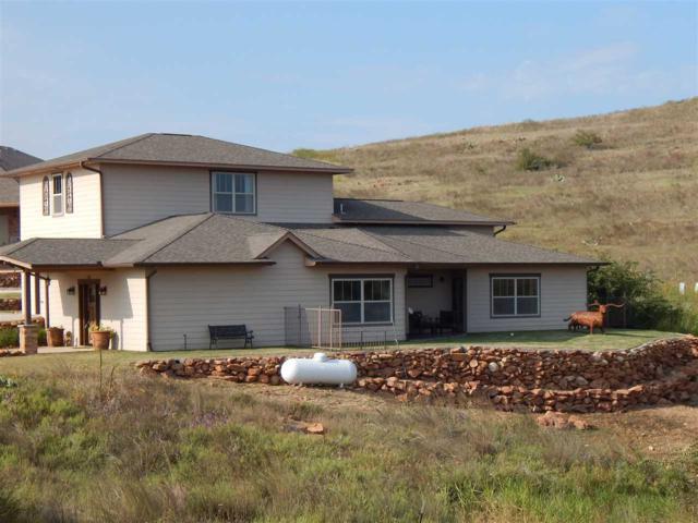 107 Granite Ridge Cir, Medicine Park, OK 73557 (MLS #148735) :: Pam & Barry's Team - RE/MAX Professionals