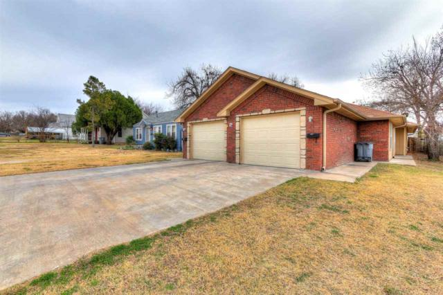 1214 NW Columbia Ave, Lawton, OK 73507 (MLS #149249) :: Pam & Barry's Team - RE/MAX Professionals