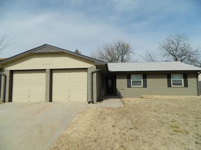 5307 NW Rotherwood, Lawton, OK 73505 (MLS #149385) :: Pam & Barry's Team - RE/MAX Professionals