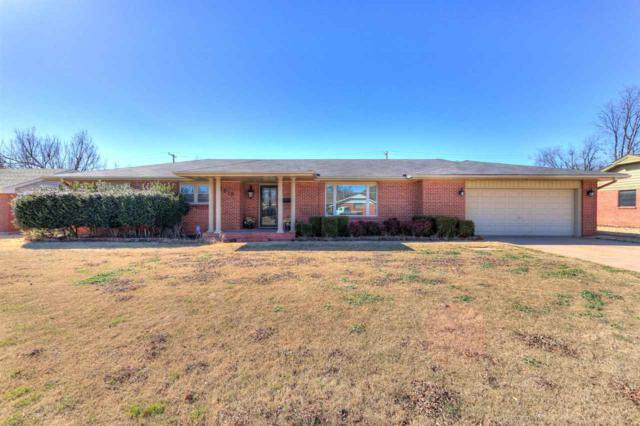 1618 NW 32nd St, Lawton, OK 73505 (MLS #149459) :: Pam & Barry's Team - RE/MAX Professionals