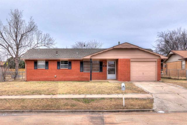 6914 SW Cherokee Ave, Lawton, OK 73505 (MLS #149576) :: Pam & Barry's Team - RE/MAX Professionals