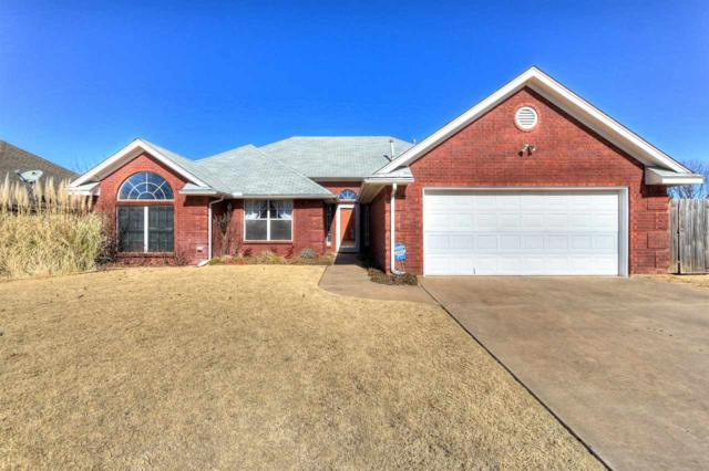 7301 NW Crestwood, Lawton, OK 73505 (MLS #149705) :: Pam & Barry's Team - RE/MAX Professionals