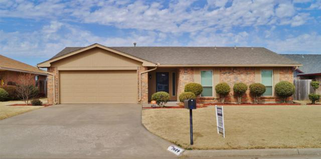 7609 NW Andrews Ave, Lawton, OK 73505 (MLS #149837) :: Pam & Barry's Team - RE/MAX Professionals