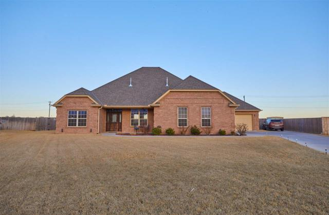 116 Sandy Trail Cir, Lawton, OK 73505 (MLS #149848) :: Pam & Barry's Team - RE/MAX Professionals