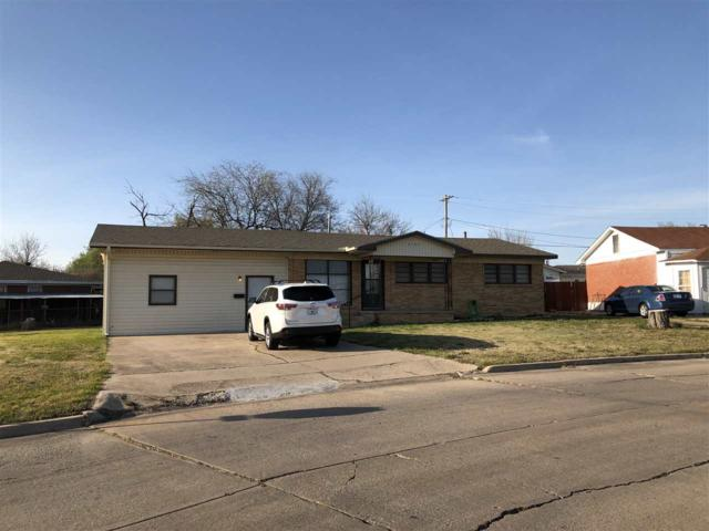 2137 NW Lindy Ave, Lawton, OK 73505 (MLS #150048) :: Pam & Barry's Team - RE/MAX Professionals