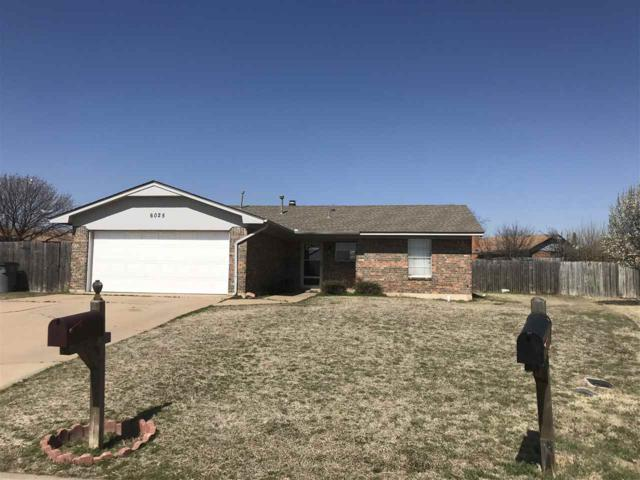 6025 SW Park Ave, Lawton, OK 73505 (MLS #150137) :: Pam & Barry's Team - RE/MAX Professionals