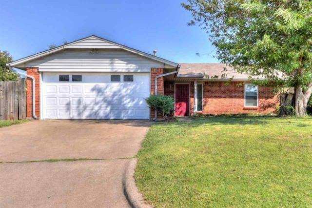 6507 SW Oakcliff Ave, Lawton, OK 73505 (MLS #150171) :: Pam & Barry's Team - RE/MAX Professionals