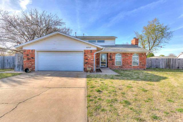 6707 NW Westmont Cir, Lawton, OK 73505 (MLS #150202) :: Pam & Barry's Team - RE/MAX Professionals