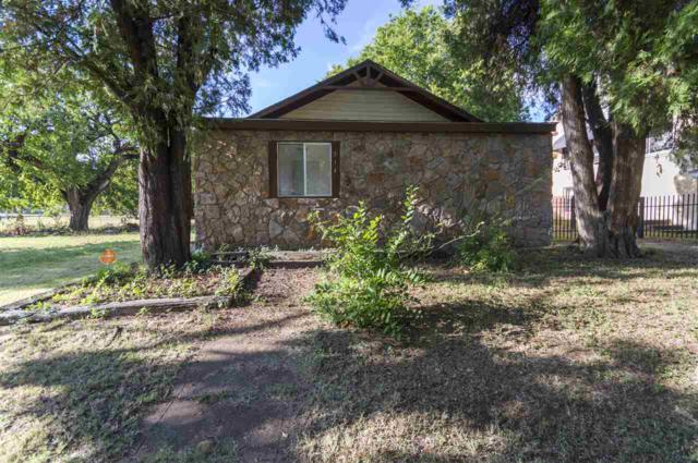514 SW Park Ave, Lawton, OK 73501 (MLS #150347) :: Pam & Barry's Team - RE/MAX Professionals