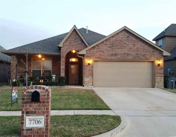 7706 SW Marshall Dr, Lawton, OK 73505 (MLS #150406) :: Pam & Barry's Team - RE/MAX Professionals