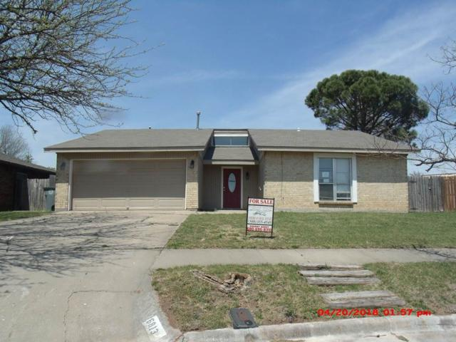 6813 SW Fenwick Ave, Lawton, OK 73505 (MLS #150466) :: Pam & Barry's Team - RE/MAX Professionals