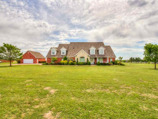 158 SW 154th St, Cache, OK 73527 (MLS #150593) :: Pam & Barry's Team - RE/MAX Professionals