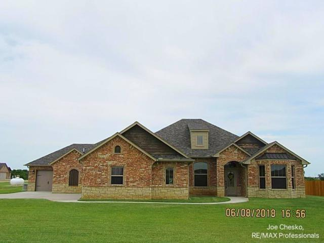 12255 NW Spring Hollow Cir, Lawton, OK 73505 (MLS #150971) :: Pam & Barry's Team - RE/MAX Professionals