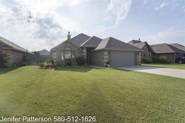 407 NW Granite Ave, Cache, OK 73527 (MLS #151240) :: Pam & Barry's Team - RE/MAX Professionals