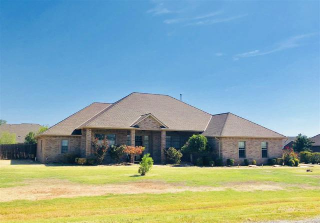 28 NW Shadow Lake Rd, Lawton, OK 73505 (MLS #151614) :: Pam & Barry's Team - RE/MAX Professionals