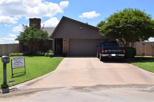 7602 NW Baldwin Ave, Lawton, OK 73505 (MLS #153454) :: Pam & Barry's Team - RE/MAX Professionals