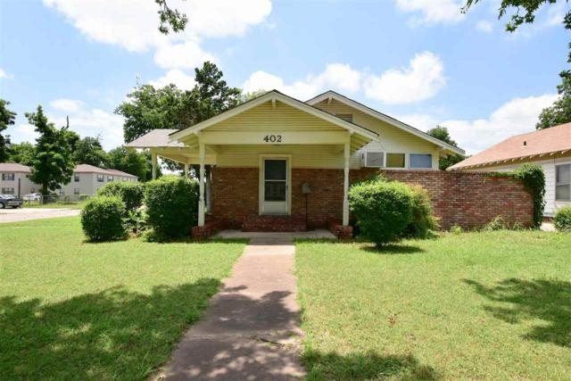 402 NW Ft Sill Blvd, Lawton, OK 73507 (MLS #153538) :: Pam & Barry's Team - RE/MAX Professionals