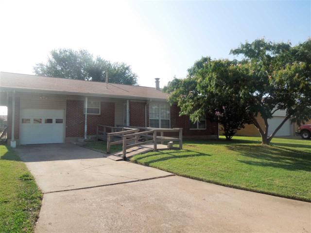 1713 NW 48th St, Lawton, OK 73505 (MLS #153856) :: Pam & Barry's Team - RE/MAX Professionals