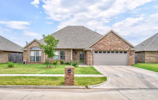 2206 SW 56th St, Lawton, OK 73505 (MLS #153944) :: Pam & Barry's Team - RE/MAX Professionals
