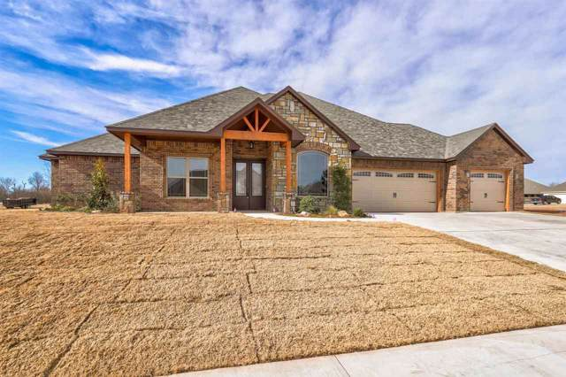 606 NW Newgate Dr, Lawton, OK 73505 (MLS #154174) :: Pam & Barry's Team - RE/MAX Professionals