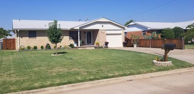 1608 NW 50th St, Lawton, OK 73505 (MLS #154238) :: Pam & Barry's Team - RE/MAX Professionals
