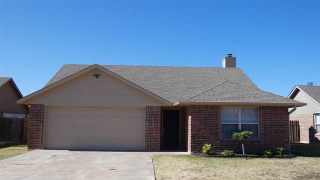 438 NW Granite Ave, Cache, OK 73527 (MLS #154599) :: Pam & Barry's Team - RE/MAX Professionals