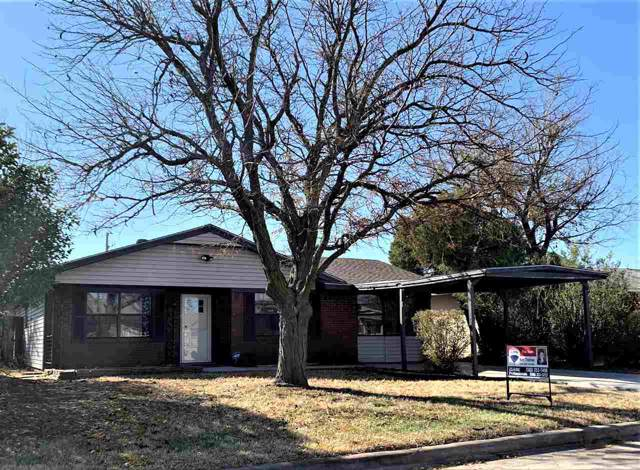 4820 NW Ozmun Ave, Lawton, OK 73505 (MLS #154673) :: Pam & Barry's Team - RE/MAX Professionals